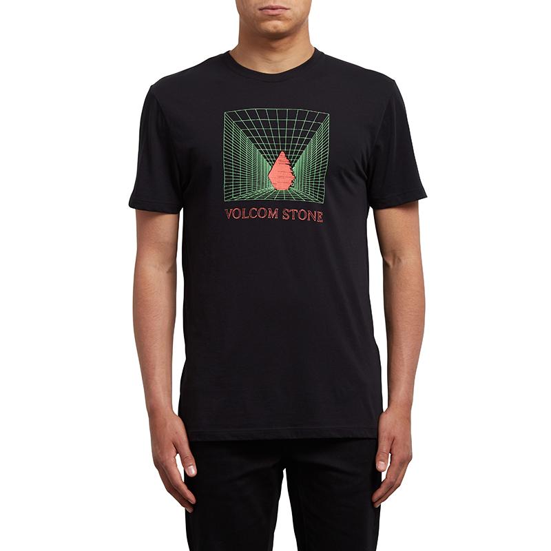 Volcom Digi T-Shirt Black
