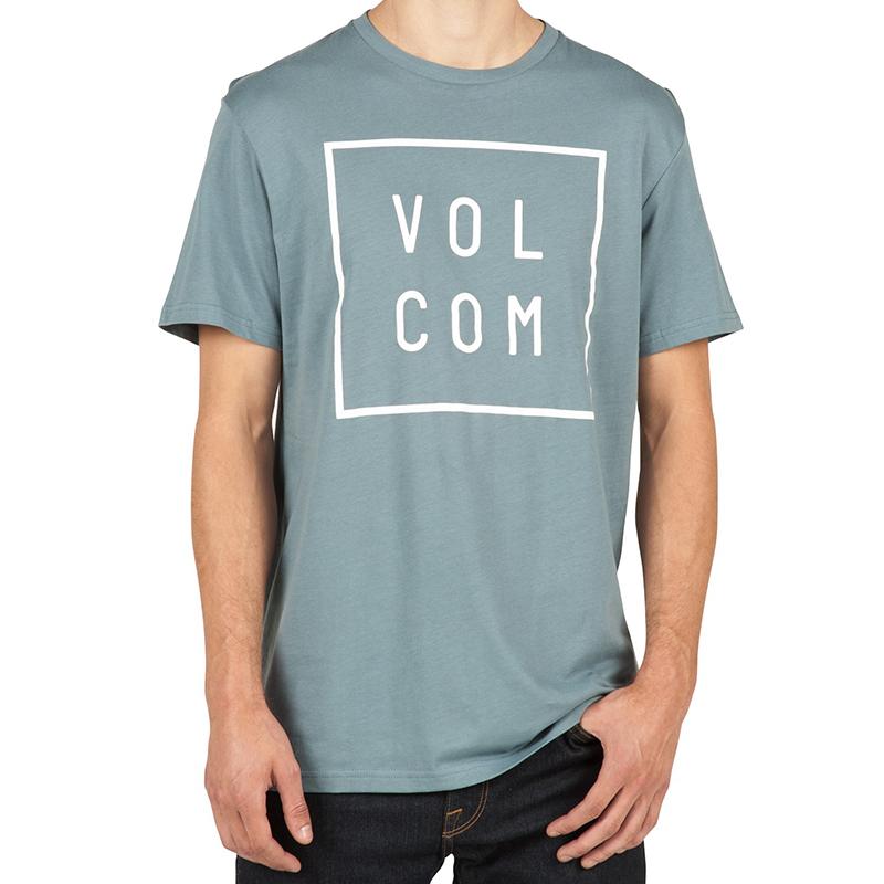Volcom Flagg Lw T-shirt Chlorine