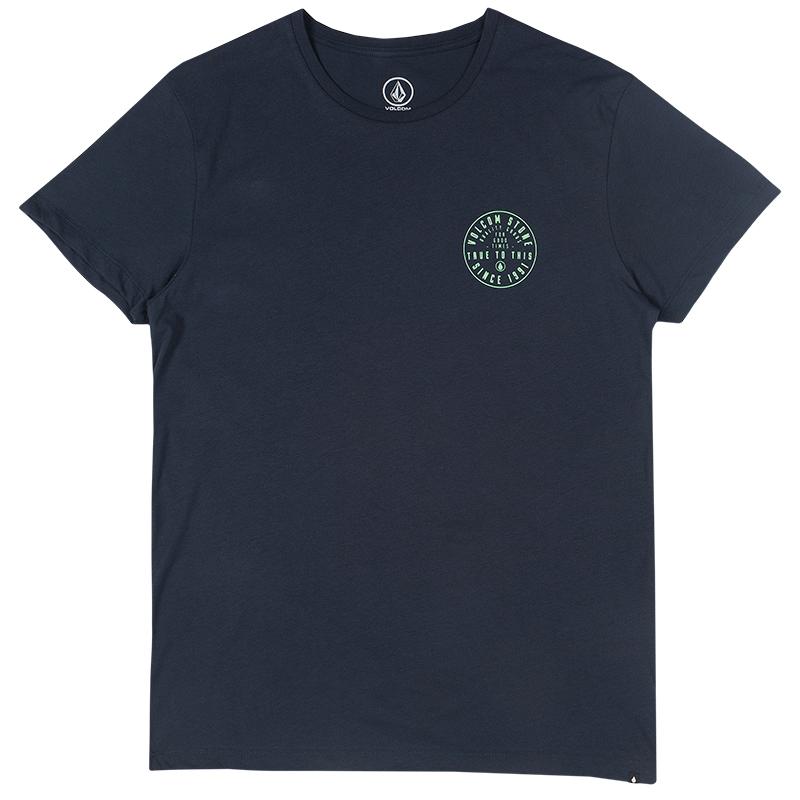 Volcom Goodtime Lw T-shirt Navy