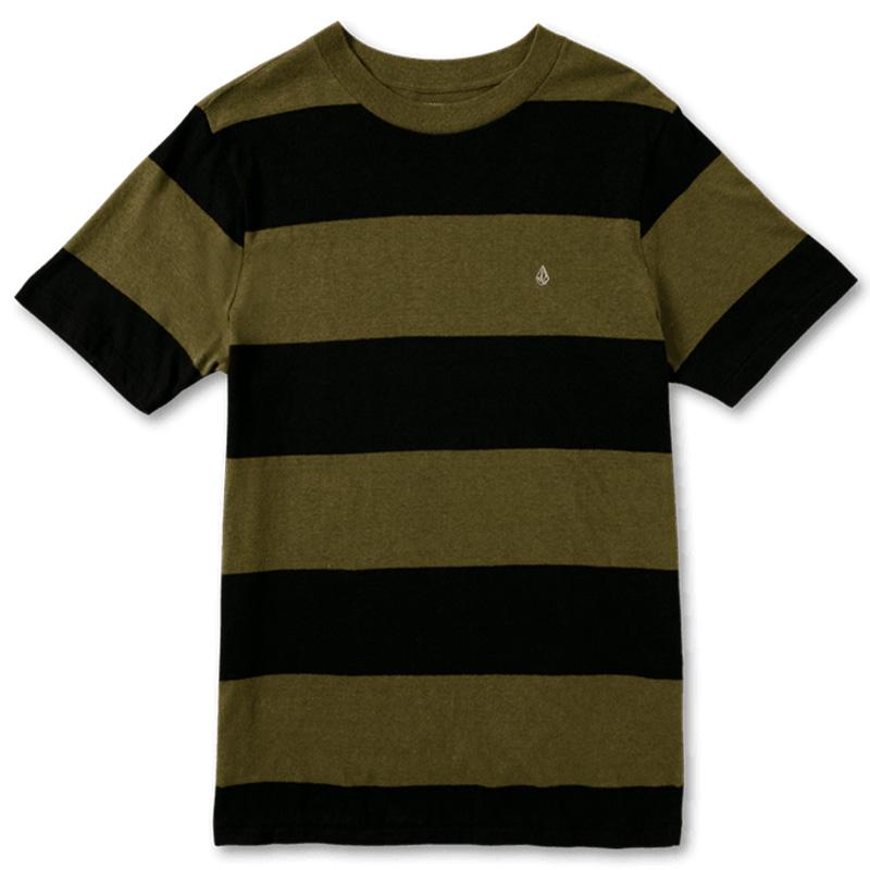 Volcom Handsworth T-Shirt Military