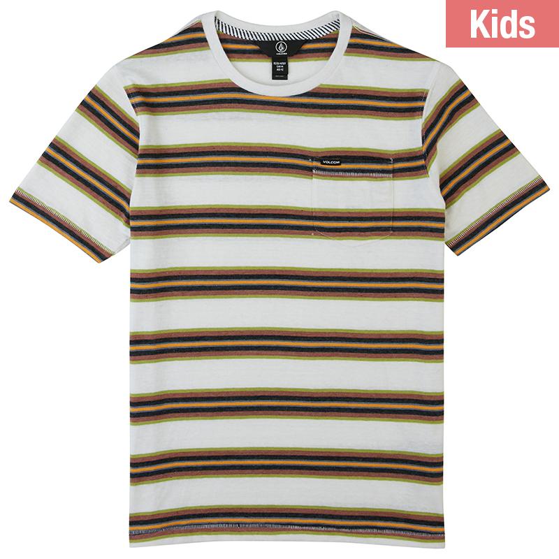 Volcom Kids Belfast T-Shirt White
