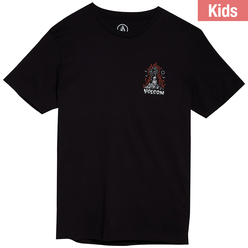 Volcom Kids Fridazed T-shirt Black
