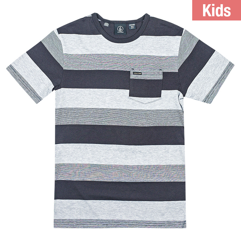 Volcom Kids Gridley T-Shirt Black