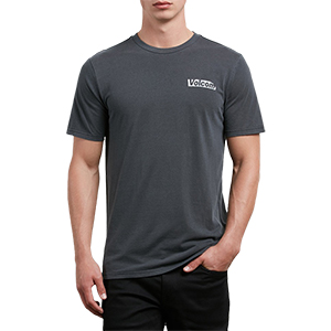 Volcom Liberate Stone T-Shirt Black
