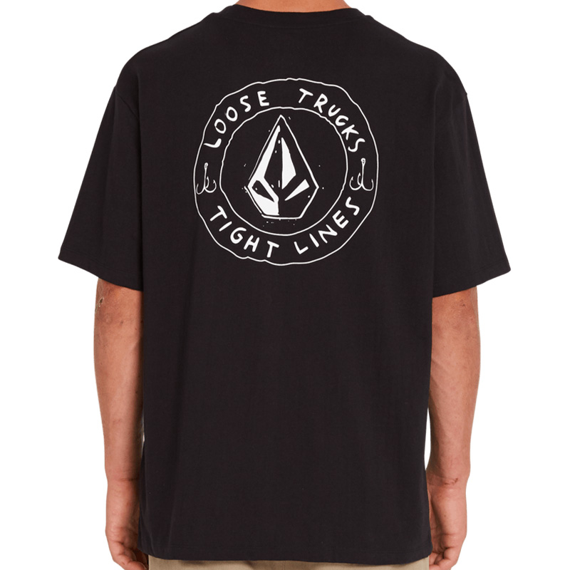 Volcom Loose Trucks 2 Lse T-Shirt Black