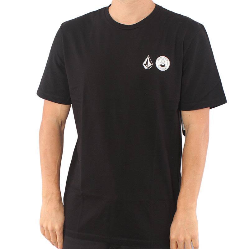 Volcom Mcbl x Vlcm T-Shirt Black