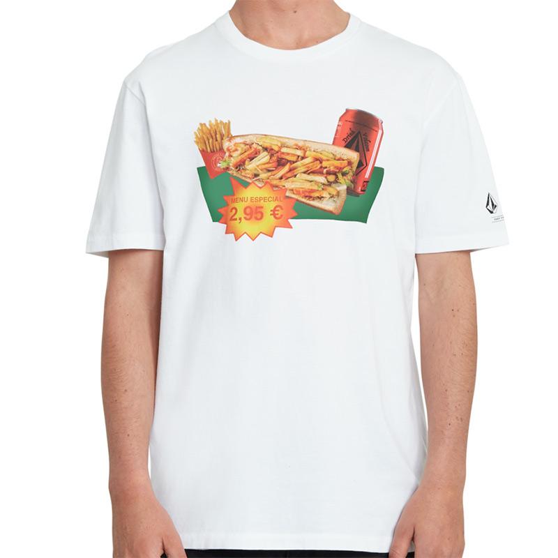 Volcom Mcbl x Vlcm T-Shirt White