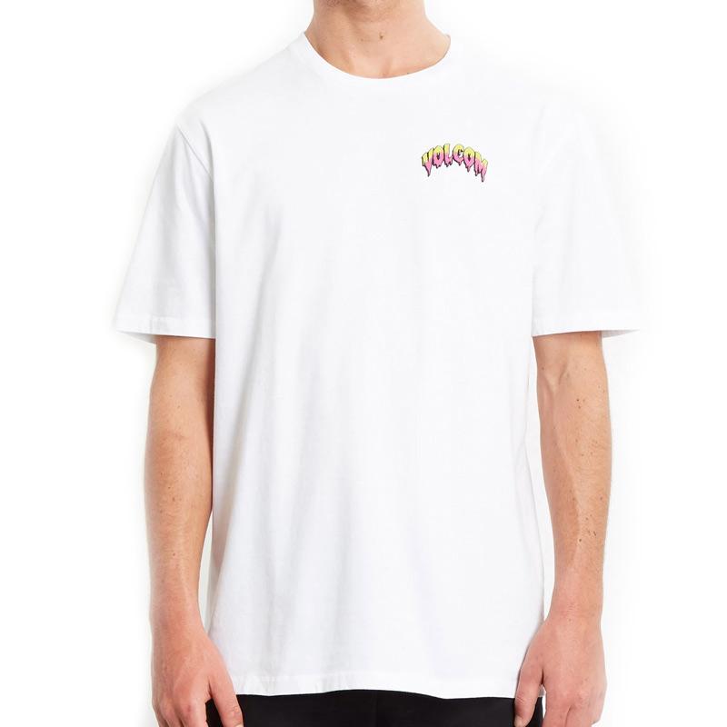 Volcom Michiel Walrave Fa T-Shirt White