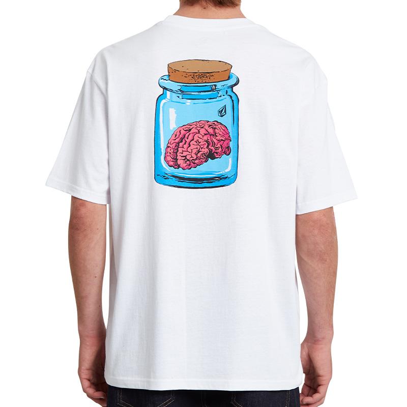 Volcom Mindbottle T-Shirt White