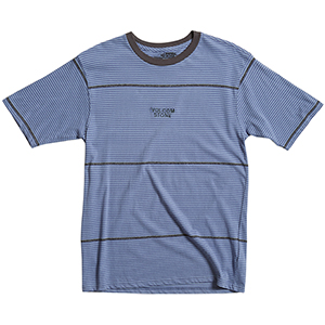 Volcom Noa Noise T-Shirt Stone Blue