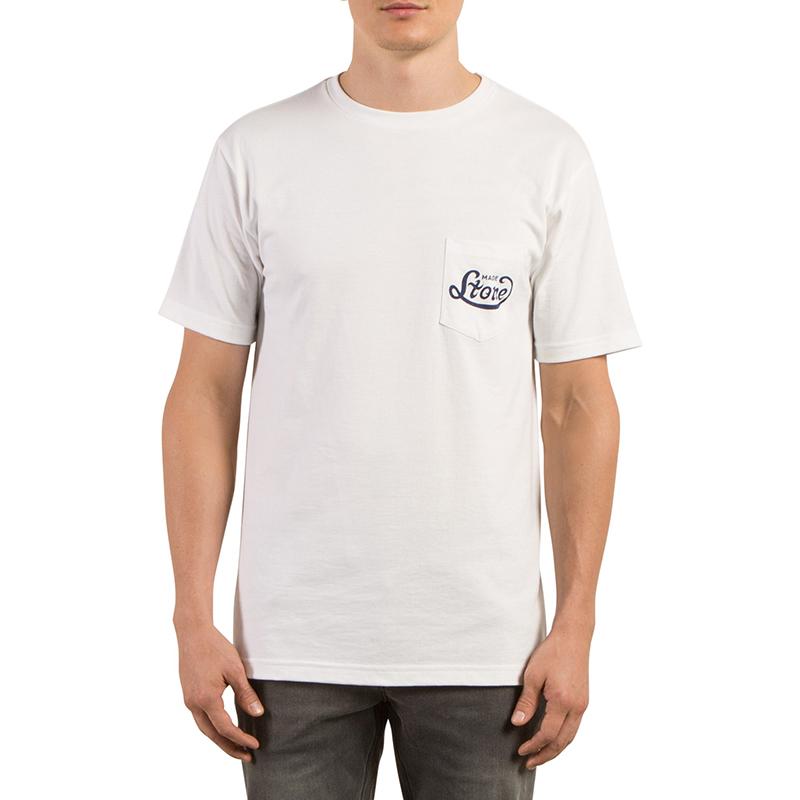 Volcom Strike Lw T-Shirt White