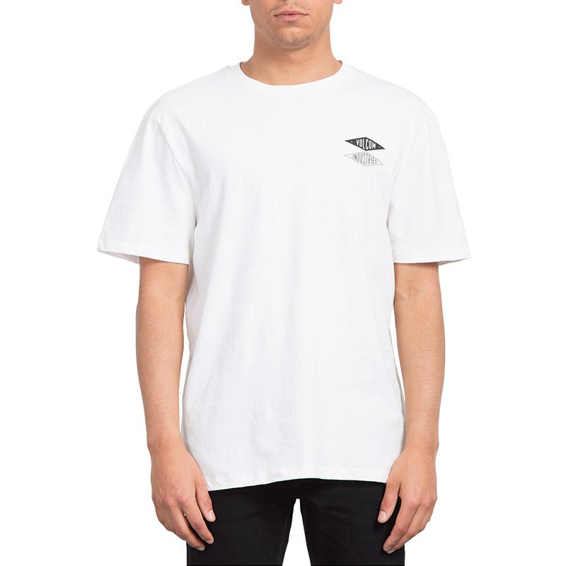 Volcom V.I. Bxy T-Shirt White