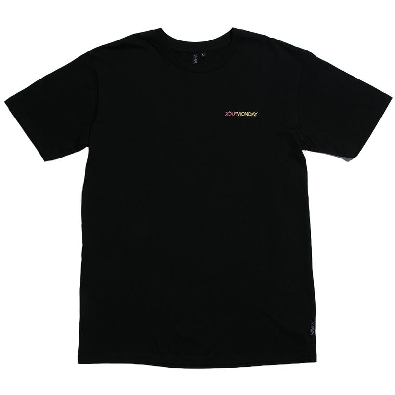 Wayward Chop Em Down T-shirt Black