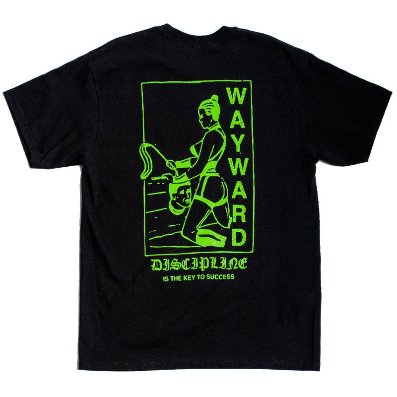 Wayward Discipline T-Shirt Black