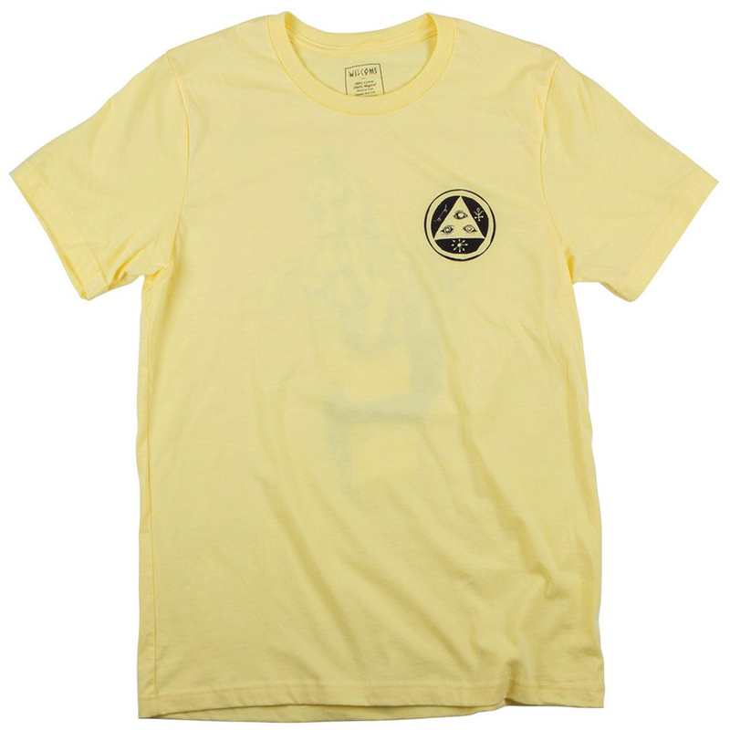 Welcome Heirophant T-Shirt Yellow