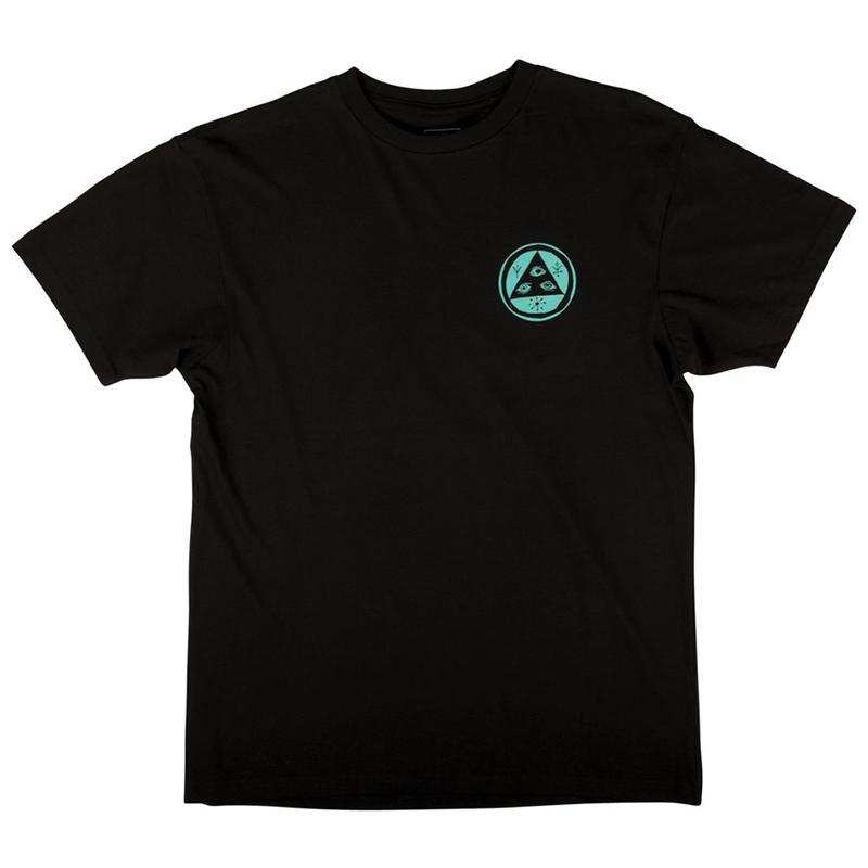 Welcome Summon Komodo T-Shirt Black/Blue