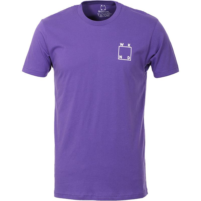 WKND Logo T-Shirt 28 Purple