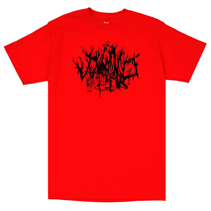 WKND Norge T-Shirts Red
