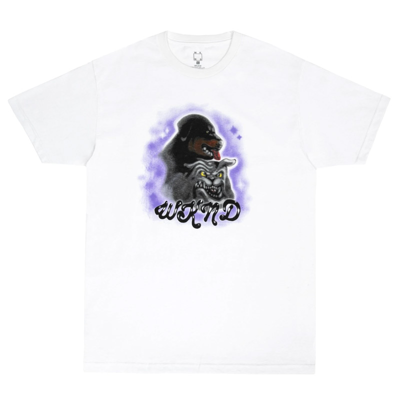 WKND Pupps T-Shirt White