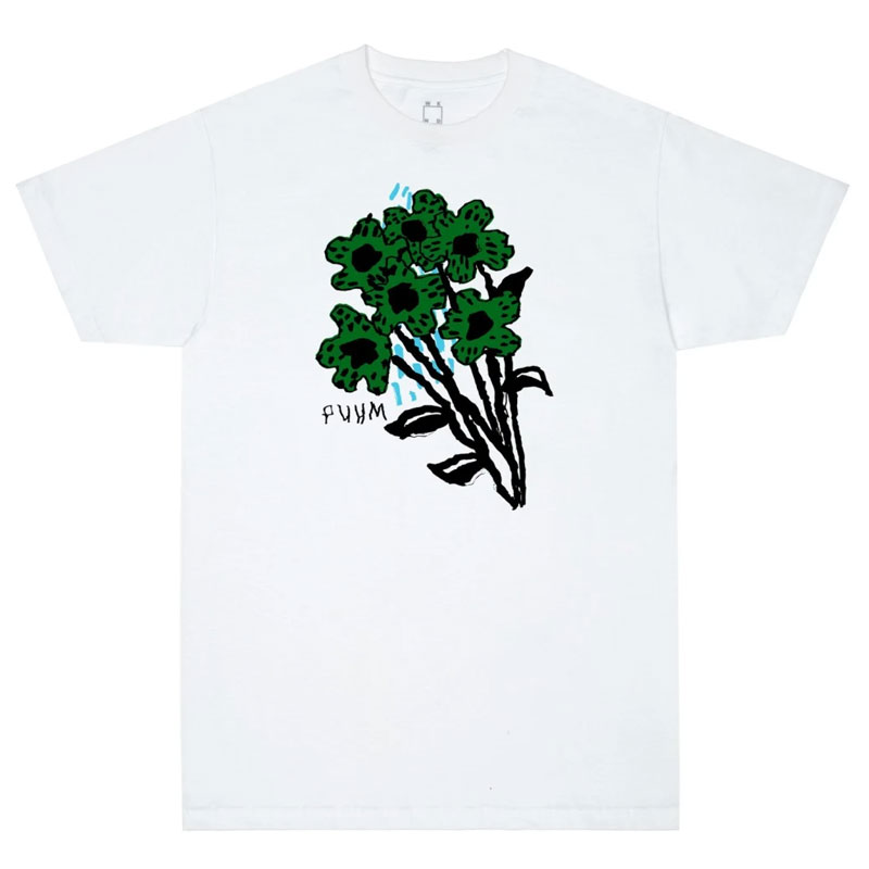 WKND Tom's Garden T-Shirt White