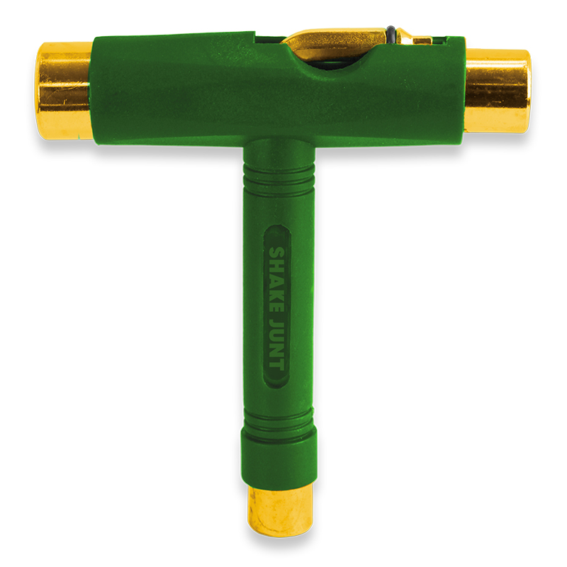 Shake Junt Tool Green/Yellow