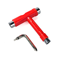 Smucks Skatetool Racing Red