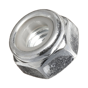 Smucks Axle Nut Silver