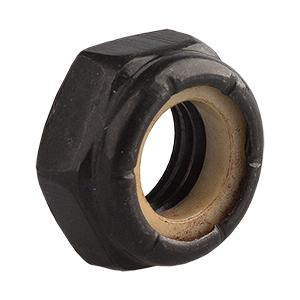 Venture Axle Nut Black
