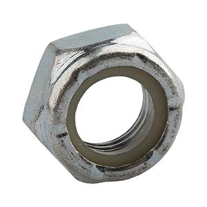 Venture Hardware Axle Nut Clear