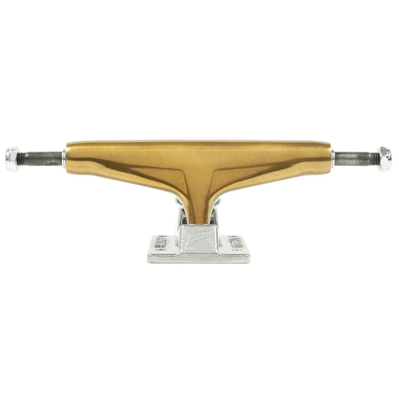 Tensor Alum Mirror Trucks Mirror Gold/Raw 5.25
