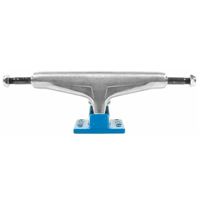 Tensor Alum Primer Trucks Raw/Electric Blue 5.5