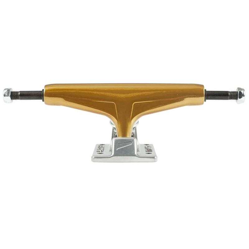 Tensor Mag Light Glossy Trucks Gold/Silver 5.25 -set of 2-
