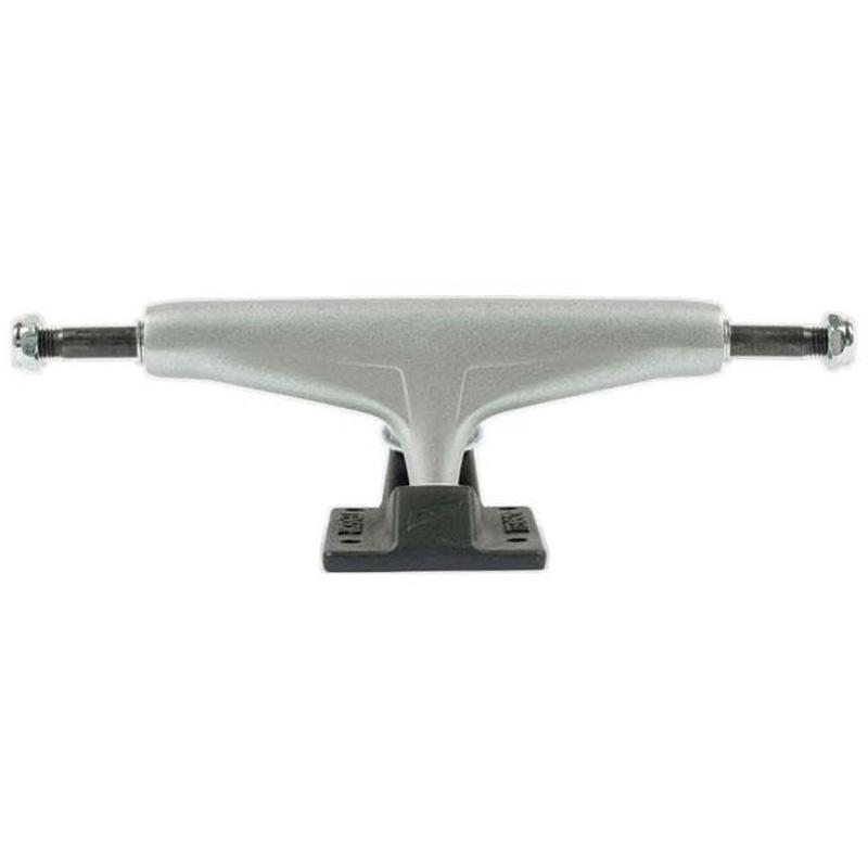 Tensor Mag Light Reflect Trucks Silver/Black 5.25 -set of 2-