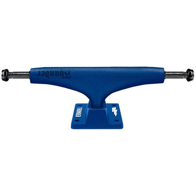 Thunder Full Drip Script Truck Blue 149