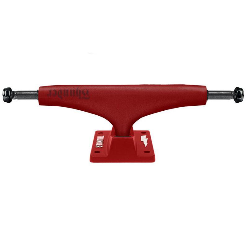 Thunder Full Drip Script Truck Red 147