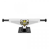 Venture Biebel Limited WHite V-HolLow Truck Lo 5.25