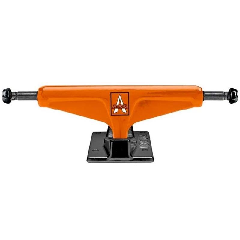 Venture Icon V-Hollow Truck Orange/Black Lo 5.0