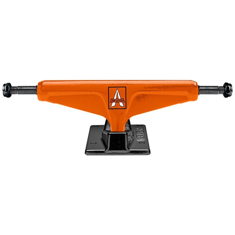 Venture Icon V-Hollow Truck Orange/Black Lo 5.2