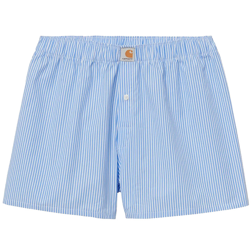 Carhartt WIP Cotton Boxers Jack Stripe/Wave