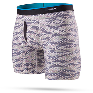Stance Camo Dots Boxer Brief Underwear Tan