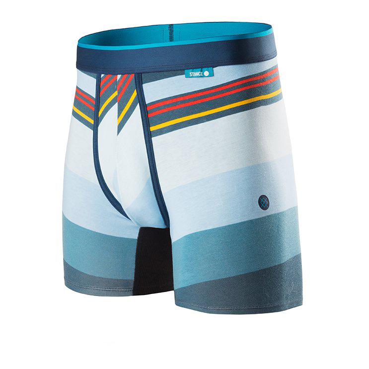 Stance Chamber Underwear Blue