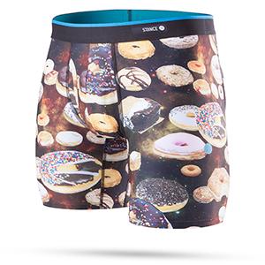 Stance Donut Galaxy Boxer Brief Underwear Multi