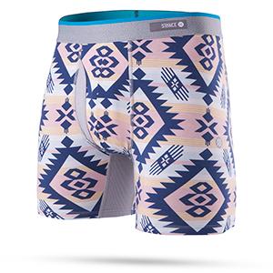 Stance El Paso Boxer Brief Underwear Grey