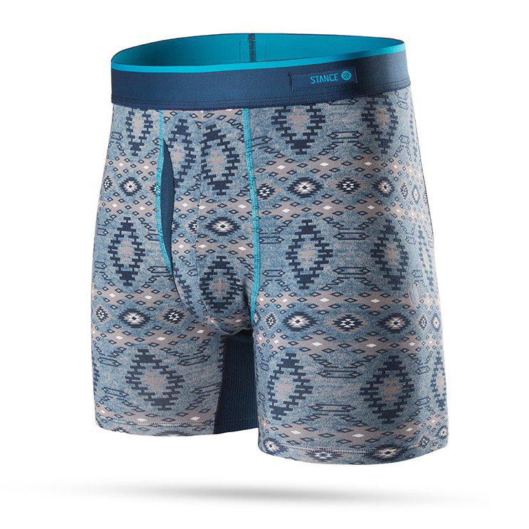 Stance Monterey Underwear Blue
