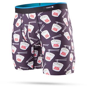 Stance Noods Boxer Brief Underwear Black