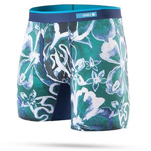 Stance Oxidized Floral Boxer Brief Underwear Green
