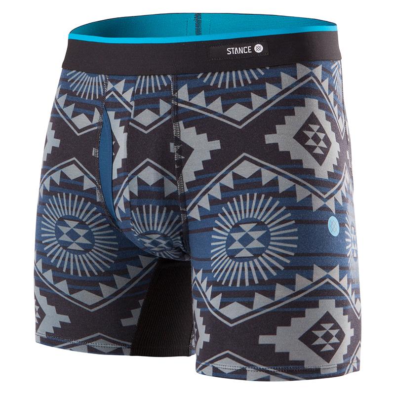 Stance Sunburst Underwear Navy