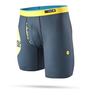 Stance Wu-Tang Logo Boxer Brief Underwear Black