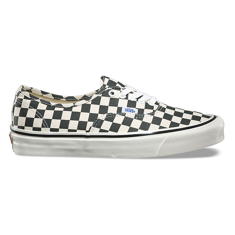 Vans Authentic 44 Dx Anaheim Factory Black/Check