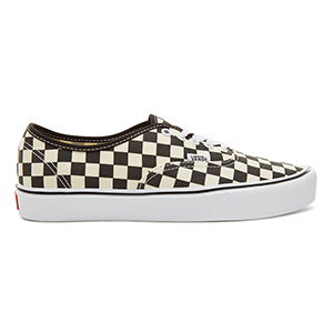 Vans Authentic Lite Checkerboard Black/White